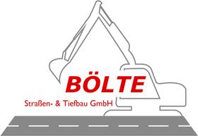 Bölte Straßen- und Tiefbau GmbH - Logo